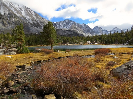 Little Lakes Valley: The Quintessential Sierra Hike