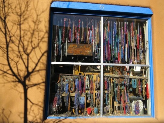 Colorful Santa Fe Bead Shop
