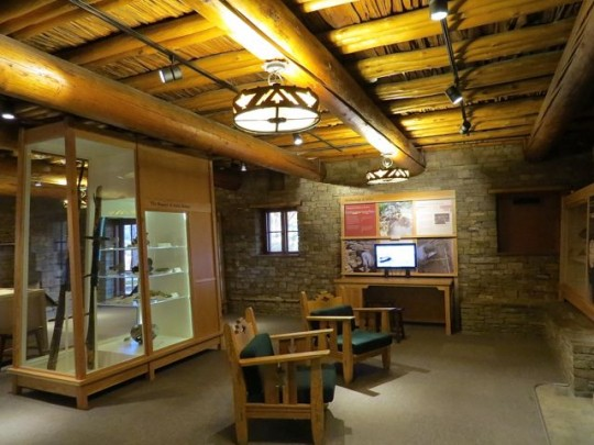 Aztec Ruins NM Visitor Center