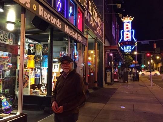 Mellow Evening On Beale Street