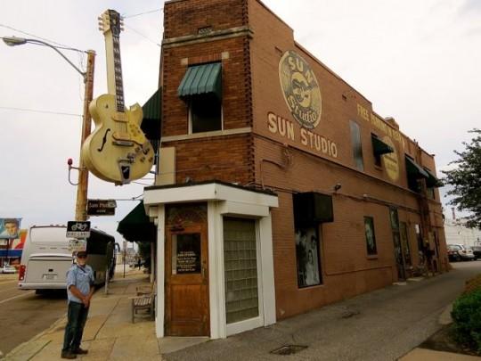 Sun Studio: Where Rock 'n' Roll Was Born