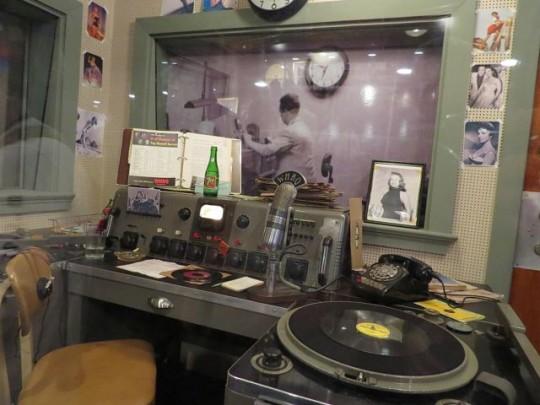 1950s Era Radio Station