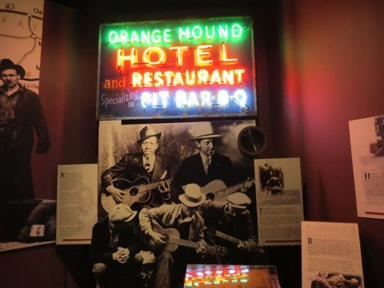 Early Blues Venues
