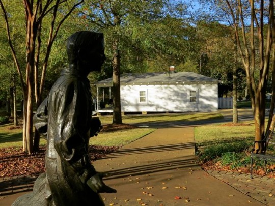 Elvis Presley's Birthplace In Tupelo, MS