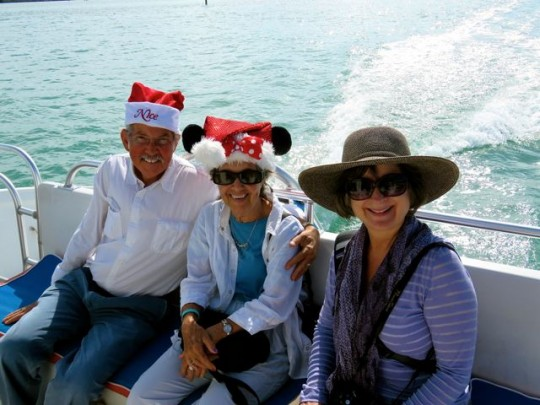 Holiday Adventure With David And Sherry