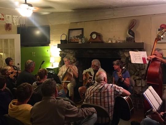 Saturday Evening Music Jam