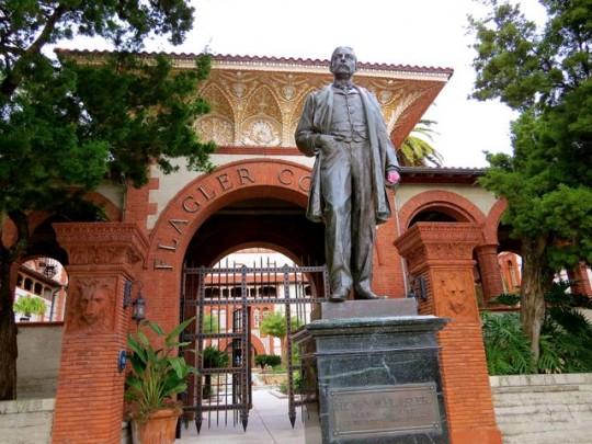Henry Flager and Flagler College
