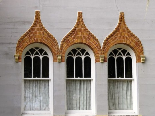 Moorish Influenced Architecture