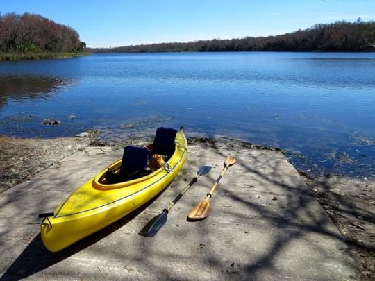 Salt Springs Kayak Launch