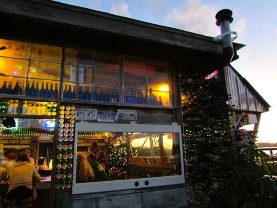 The Low Key Hideaway Tiki Bar