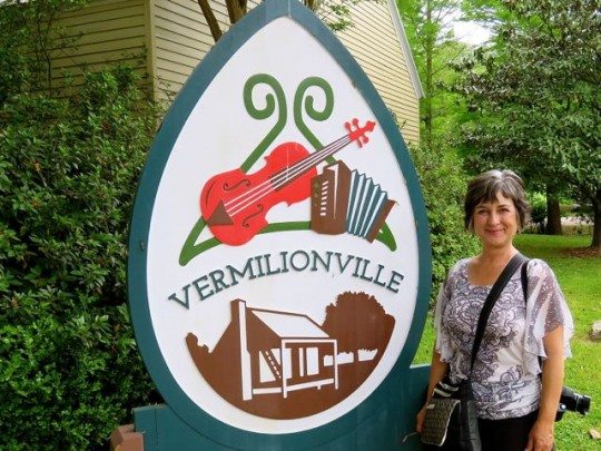 At Vermilionville, An Acadian Village