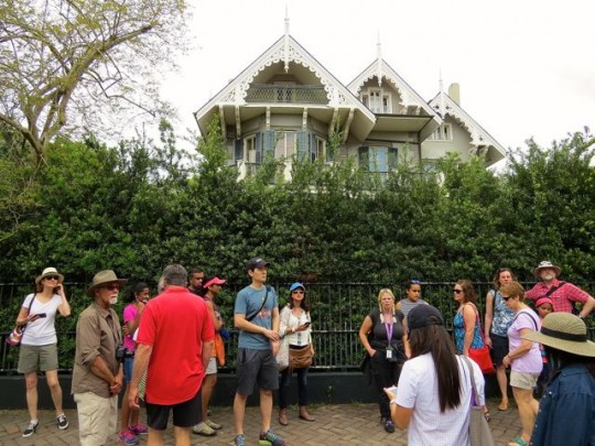 Walking Tour Of The Garden District
