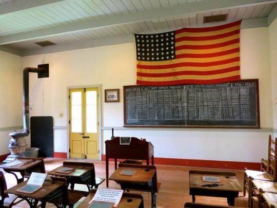 Schoolhouse In Vermilionville