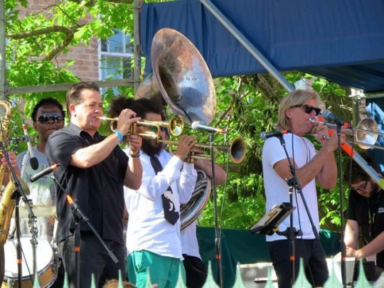 Jazz Brass Band