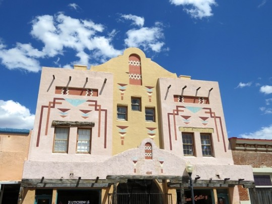 El Sol Theatre, Circa 1934