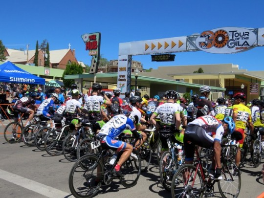 Tour Of The Gila Bike Race