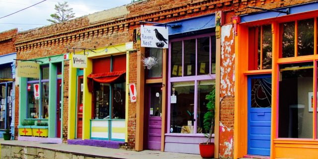 Colorful People & Places: Silver City, NM