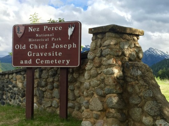 Nez Perce Historical Site