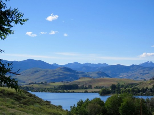 Lovely Lake Pearrygin