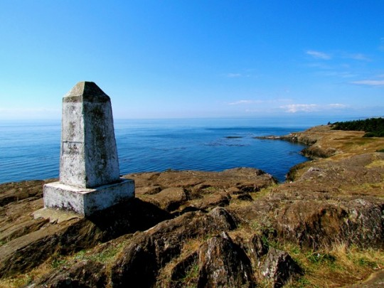 Endless Views From Iceberg Point