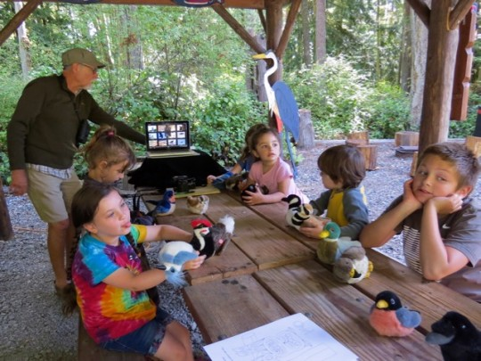 Birding For Kids