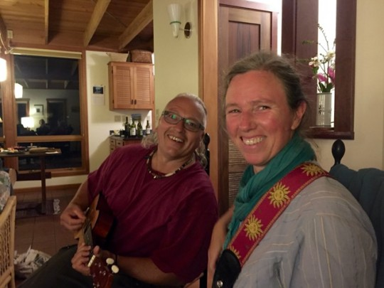 Music Evening With Nick And Susie
