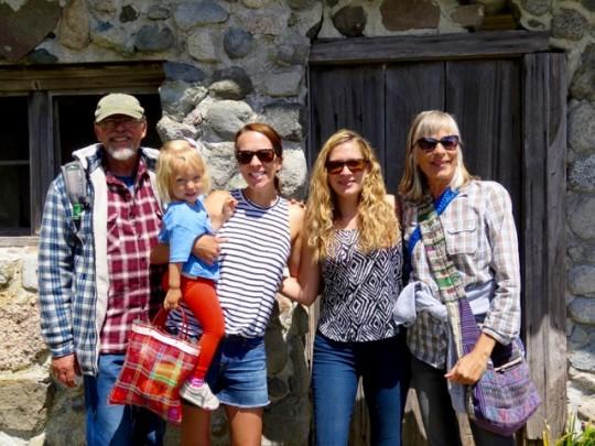 Ashland Friends (Linda, Steve, & Family)