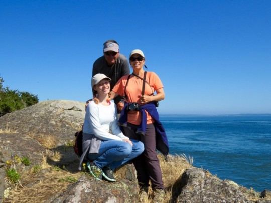 Traveling Friends Henry, Loretta & Jessica