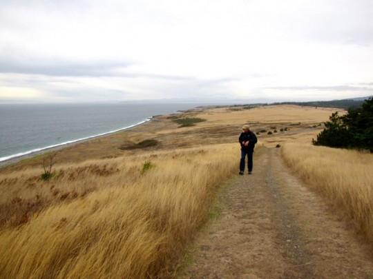 Hiking Mt. Finlayson