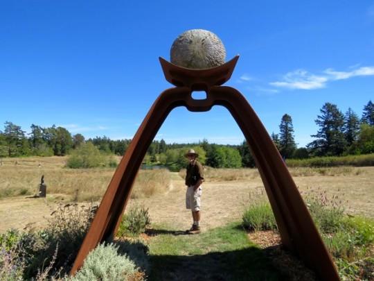 San Juan Islands Sculpture Park