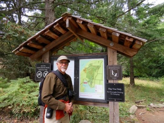 Turtleback Mountain Trailhead