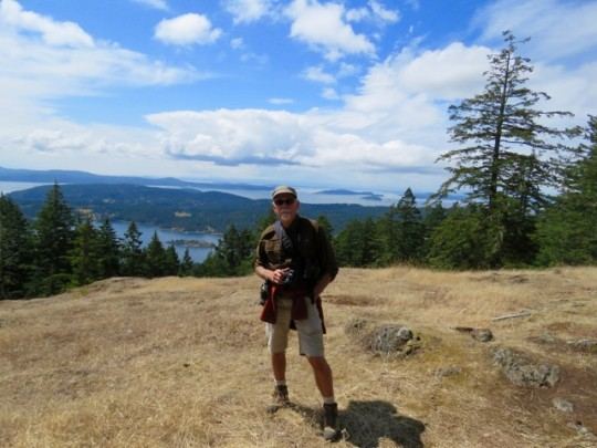 Turtleback Mountain Views