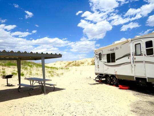 Monahans Sandhills State Park, Texas