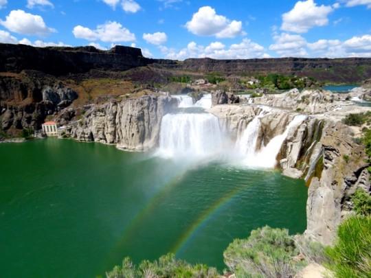 Shoshone Falls, Southern Idaho