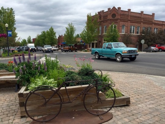 Charming Downtown Joseph, Oregon
