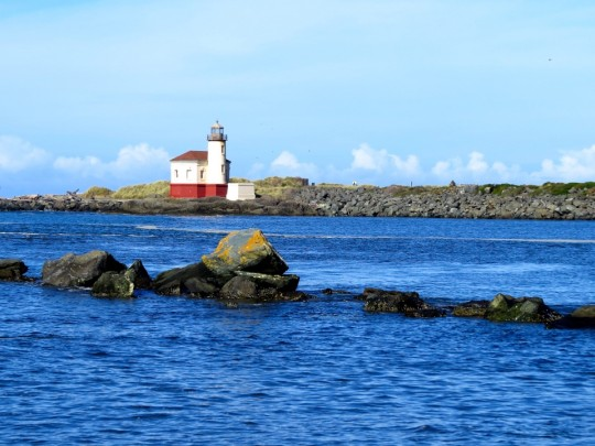 Coquille Lighthouse, Bandon