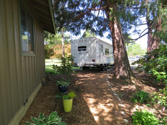 Our Home In Ashland For Seven Months