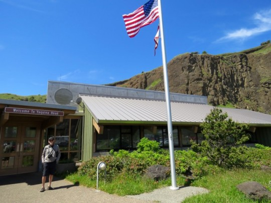 Yaquina Head Interpretive Center