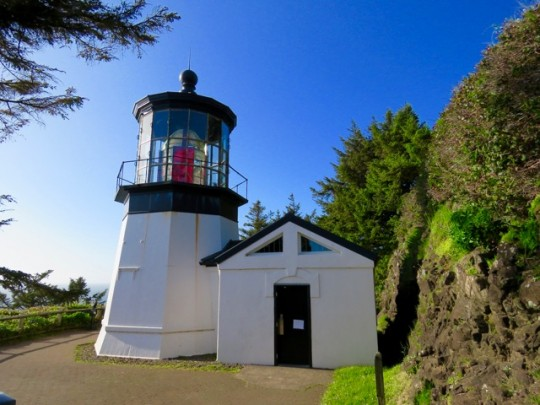 Cutest Little Lighthouse On The Oregon Coast