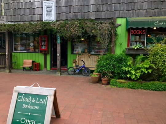 Wonderful Bookstore In Manzanita
