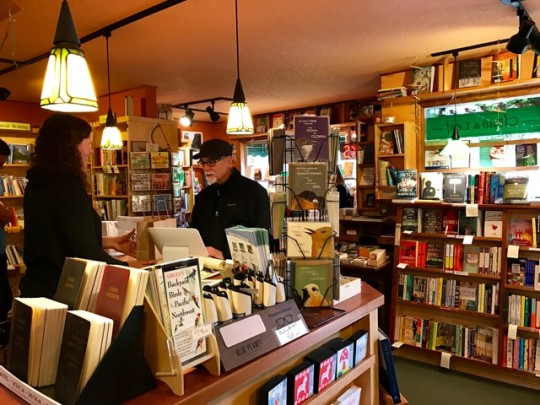Independent Bookstores Are The Best