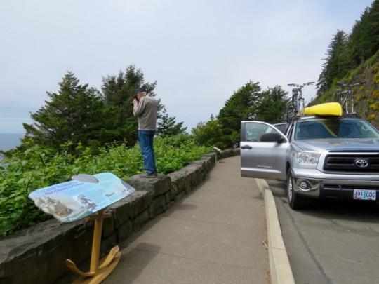 Scenic Views Along The Coastal Highway