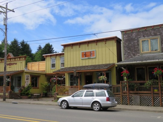 Tiny And Cute Downtown Nehalem