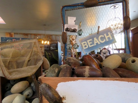 Antique Wooden Floats And Other Interesting Stuff