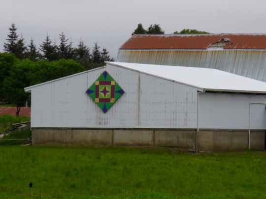 Picturesque Old Barns On The Tillamook Quilt Trail