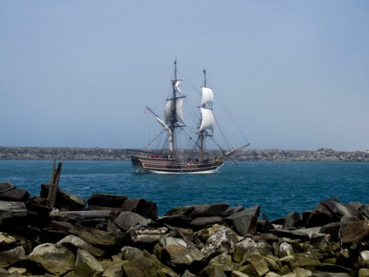 The Lady Washington Historic Tall Ship