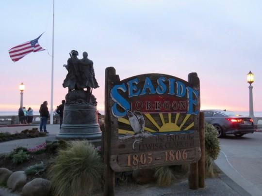 The Promenade Turnaround At Seaside