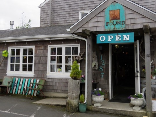 Interesting Shops For Browsing In Cannon Beach