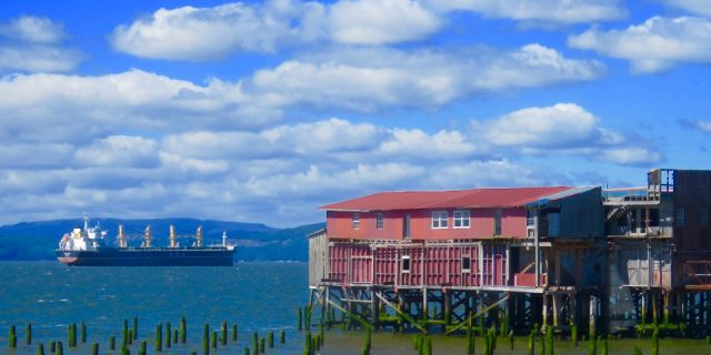 A Charming Maritime Town: Astoria, OR