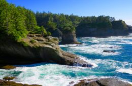 Return To The Edge Of The World: Neah Bay, WA